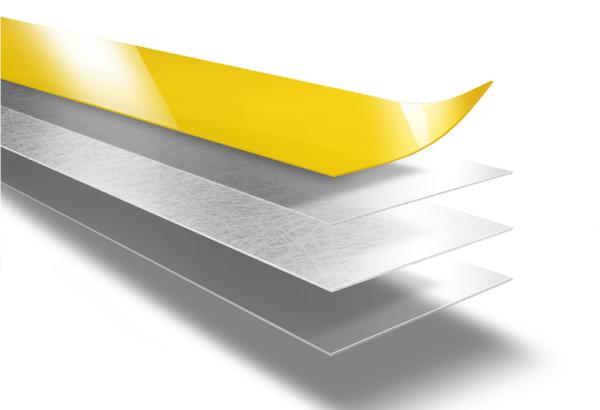двусторонняя лента на бумажной основе duplocoll 810 Lohmann