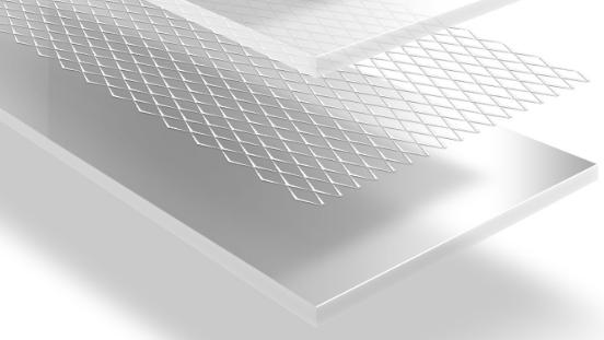 двусторонняя лента на марлевой, шелковой основе