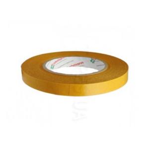 безопасная двусторонняя лента на бумажной основе дисперсионный акрил, двухсторонний скотч оптом киев