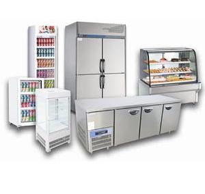 Холодильное оборудование и бытовая техника